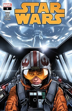 Star Wars #5 - Cover
