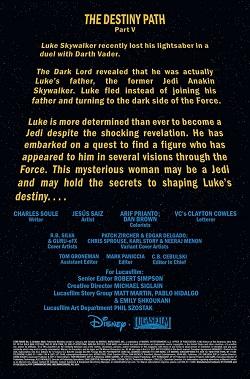 Star Wars #5 - Vorschau Seite 1