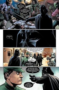 Star Wars #5 - Vorschau Seite 4