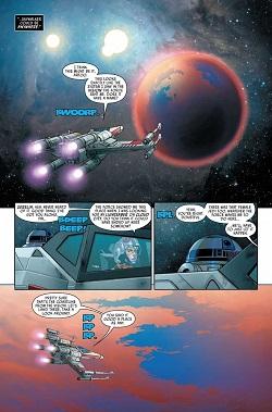 Star Wars #5 - Vorschau Seite 5