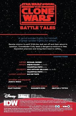 Battle Tales #3 - Vorschau Seite 1