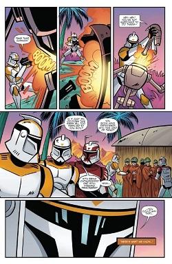 Battle Tales #3 - Vorschau Seite 3
