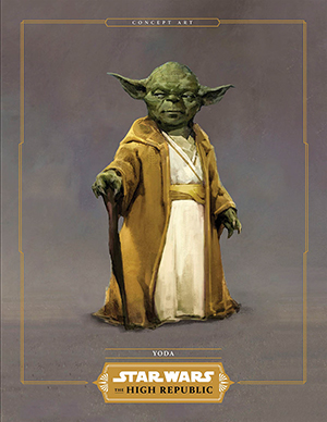 The High Republic: Yoda