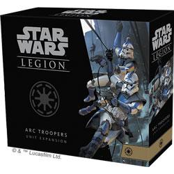 Star Wars Legion: ARC-Truppler Einheit-Erweiterung