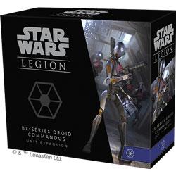 Star Wars Legion: Droidenkommandos der BX-Serie Einheit-Erweiterung