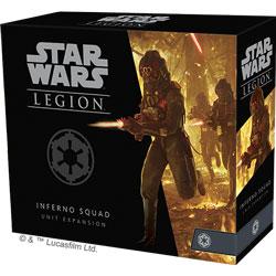 Star Wars Legion: Inferno-Trupp Einheit-Erweiterung