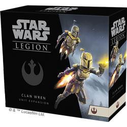 Star Wars Legion: Clan Wren Einheit-Erweiterung