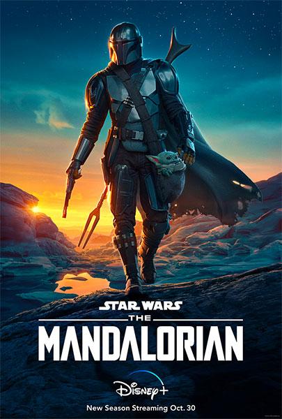 Star Wars: The Mandalorian - Staffel 2