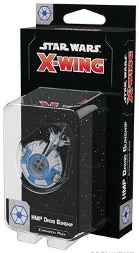 Star Wars X-Wing: SRP-Droidenkanonenboot Erweiterung