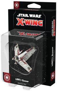 Star Wars X-Wing: TFAT/i-Kanonenboot Erweiterung