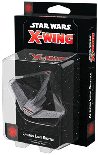 Star Wars X-Wing: Leichtes Shuttle der Xi-Klasse Erweiterung