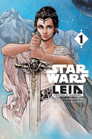 Leia, Princess of Alderaan 1 - Manga Adaptation