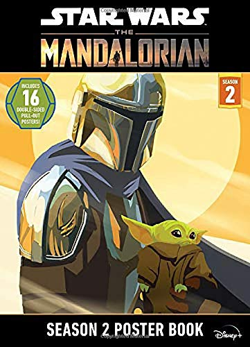 The Mandalorian Poster Book - Season 2