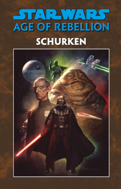 Age of Rebellion: Schurken - Hardcover