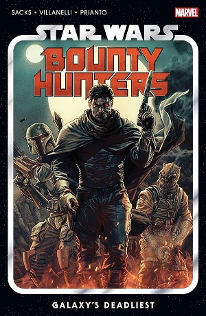 Bounty Hunters Vol. 1: Galaxy's Deadliest