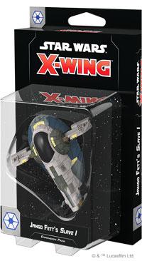 Star Wars X-Wing: Jango Fetts Sklave I Erweiterung