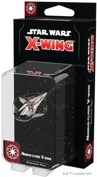 Star Wars X-Wing: V-Flügler der Nimbus-Klasse Erweiterung