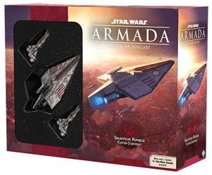 Star Wars Armada: Galaktische Republik Flotten-Starterset