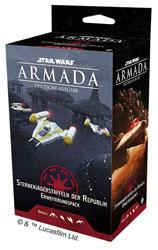 Star Wars Armada: Sternenjägerstaffeln der Republik