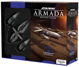 Star Wars Armada: Separatistenallianz Flotten-Starter-Set