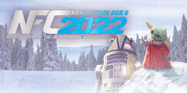 Noris Force Con 6 vom 16. bis 18. September 2022