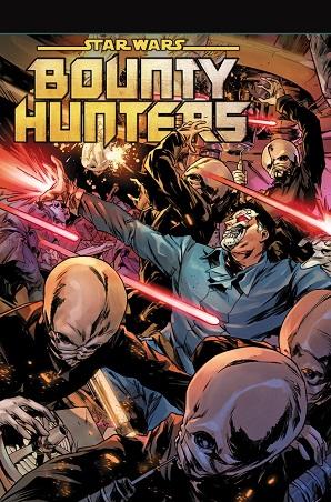 Bounty Hunters #8