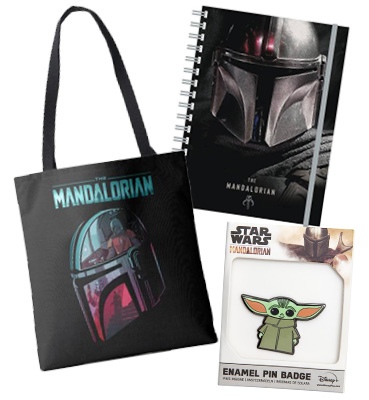The Mandalorian-Fanpaketset