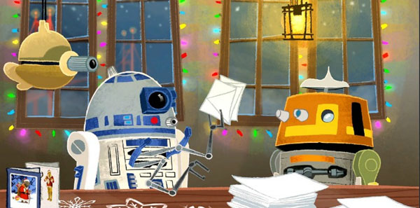 Star Wars Holiday