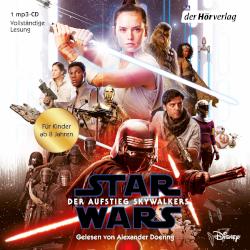 Der Aufstieg Skywalkers - Cover