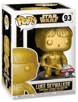 Luke Skywalker (Gold Metallic)