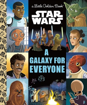 A Galaxy for Everyone