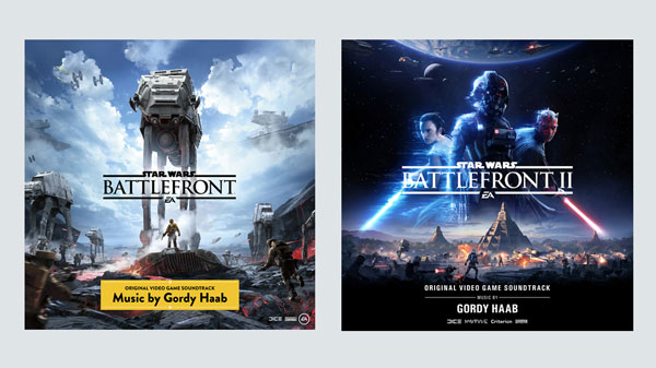 Star Wars Battlefront Soundtracks Cover