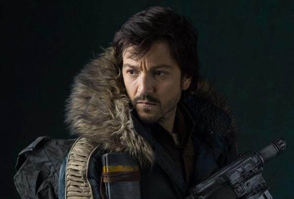 Diego Luna als Cassian Andor