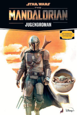The Mandalorian: Jugendroman - Cover