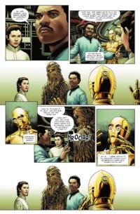 Der Pfad des Schicksals - Vorschau Seite 6