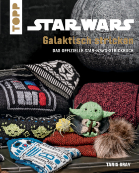 Galaktisch stricken - Cover