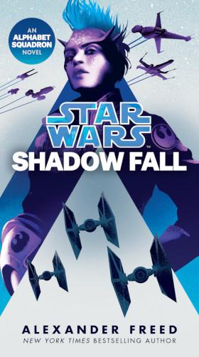Shadow Fall - Taschenbuch-Cover
