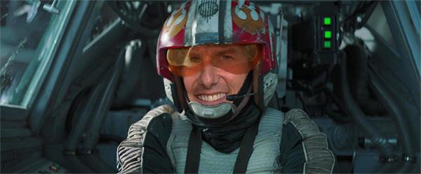 Tom Cruise - der nächste Poe/Wedge?