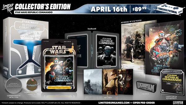 Republic Commando - Inhalte der Sammleredition