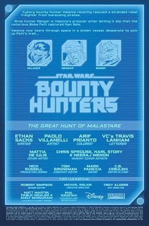 Bounty Hunters #11