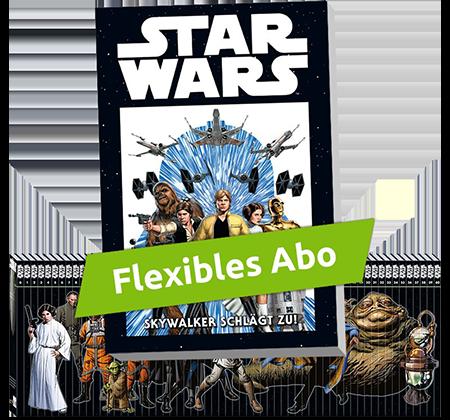 Star Wars-Marvel-Comic-Kollektion