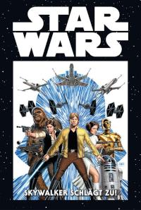 Ausgabe 1: Skywalker schlägt zu! - Cover