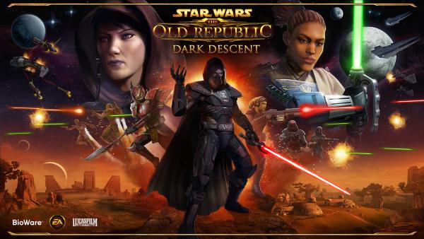 Star Wars: The Old Republic - Dark Descent