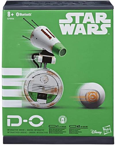 D-O der interaktive Droide