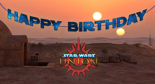 Happy Birthday SWU
