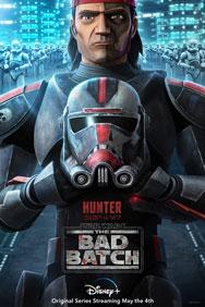 The Bad Batch: Hunter