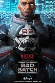The Bad Batch: Wrecker