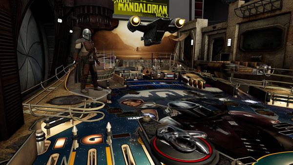 Star Wars Pinball VR: Der Totales-Eintauchen-Modus