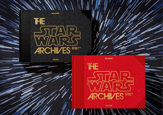 Die Star Wars Archive