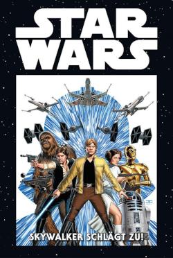 Skywalker schlägt zu! - Cover